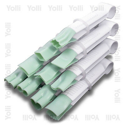 Fondant Crimper Tool Set 10 Pieces (Smooth Edged Large)