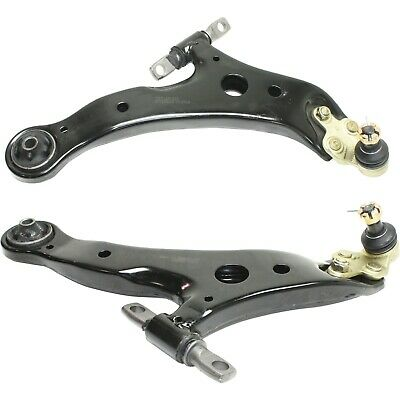 2 Lower Control Arms W/Ball Joints For 01-12 Camry Avalon Solara ES330 RX330