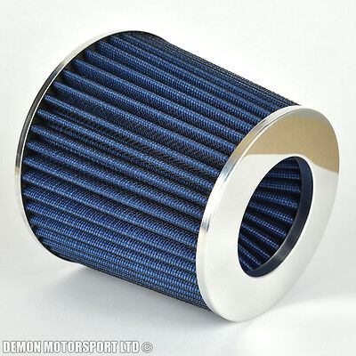Universal Performance Air Filter Blue Cone For 70mm Induction Kit (76289)