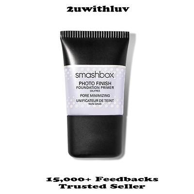 Smashbox Photo Finish Foundation Primer Pore Minimizing Travel Size 15Ml 0.5 Oz