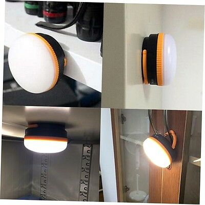 Outdoor Hanging Rechargeable Super Bright LED Emergency Tent Camping Light GO