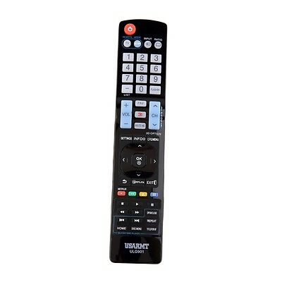 Universal Replacement Remote Control For LG LCD LED HDTV 3D Smart TV New GO