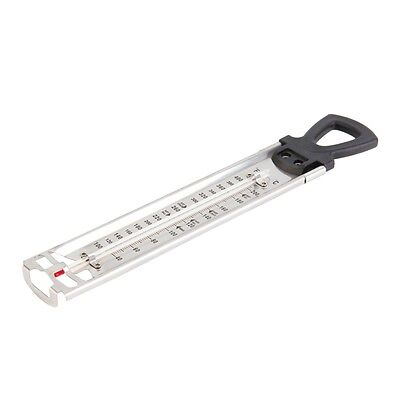 New Stainless Steel Kitchen Craft Cooking Thermometer For Jam Sugar Candy GO