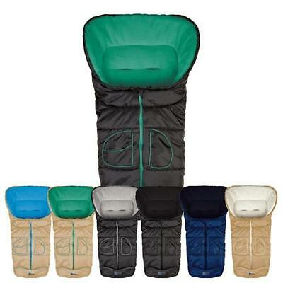 Altabebe Winter footmuff Deluxe AL2214 for pushchairs, Colour to choose