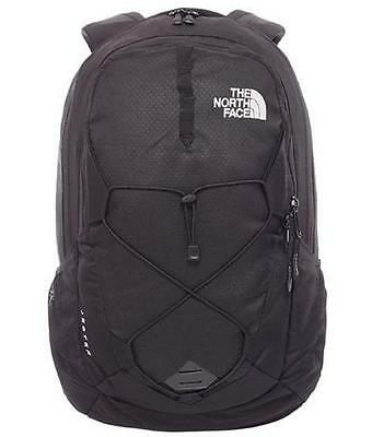 The North Face Jester Mens Womens Black Backpack Bag