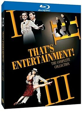 That's Entertainment!: The Complete Coll (2012, REGION A Blu-ray New) BLU-RAY/WS