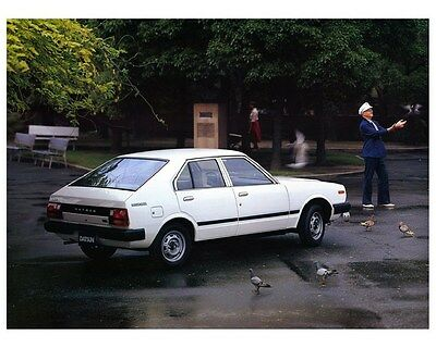 1982 Datsun 150A Sedan Automobile Photo Poster zca3305