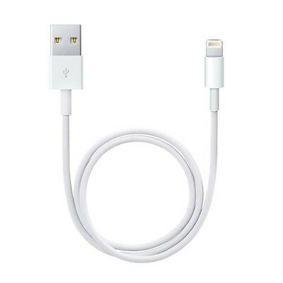 0,5m Original Apple ME291ZM/A Lightning Kabel USB Ladekabel iPhone 5 5S 6 6S 7