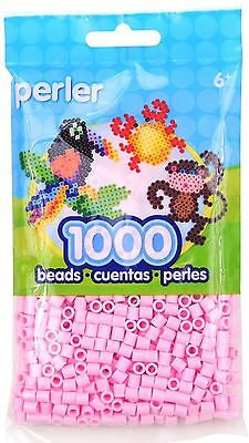 1000 Perler Light Lavender Color Iron On Fuse Beads  80-15182