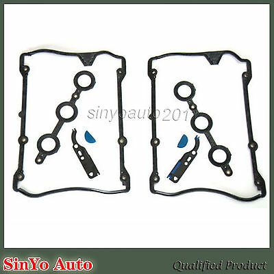 New Engine Parts Valve Cover Seal Gasket Kit For VW A6 Quattro 4.2L V8 058198217