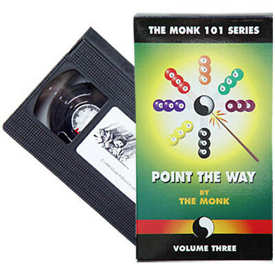 The Monk 101 Volume 3: Point the Way