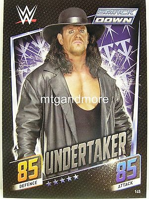 Slam Attax Then Now Forever - #145 Undertaker