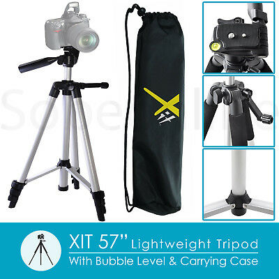 "57"" Lightweight tripod for Canon T6i T6s T6 T5i T5 T3i SL1 70D 80D DSLR Camera"