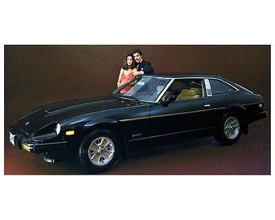 1979 Datsun 280ZX Automobile Photo Poster zca3510