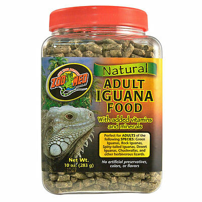 Zoo Med Reptile Adult Iguana Food