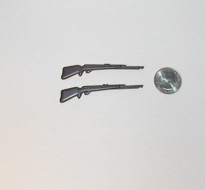 Miniature Dollhouse Western Handgun w//  Light Stock  ISL   202