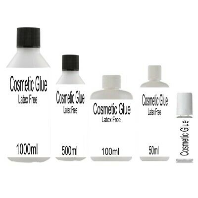 Cosmetic Body Glue - For Rhinestones Glitter Tattoo False Eye Lash Face Lips