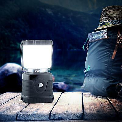 Led Camping Lampe 150Std Outdoor Laterne Campingleuchte Campinglaterne Schwarz
