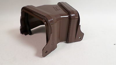Brett Martin BR87R 106mm Prostyle Right Hand External Stopend Brown #40L50