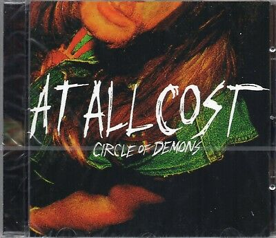 At All Cost - Circle Of Demons (2007 CD) New & Sealed