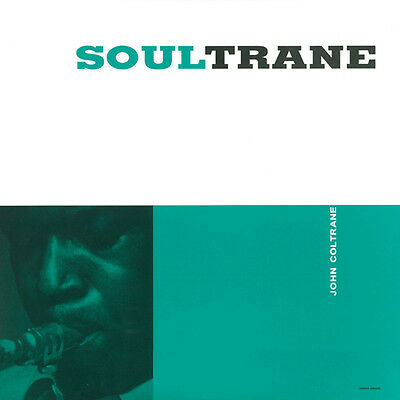 John Coltrane Soultrane Lp Vinyl New 33Rpm