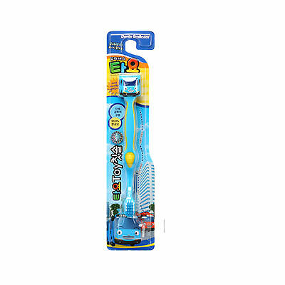 Tayo The Little Bus Toothbrush With Toy Figure Tayo