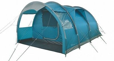 Maple GoBe Dry 5 Person Family Tent 3000mm Camping Camp Holiday Outdoor