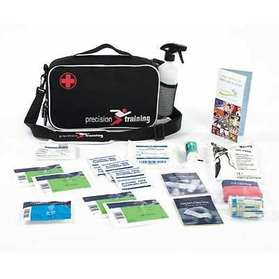 Precision Training Junior Medical Bag All Contents Included, Spray Bottle rrp£20