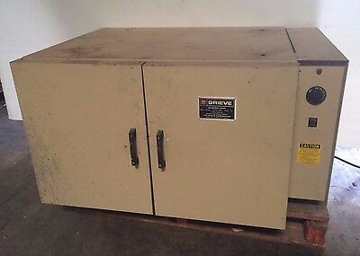 Grieve Model NB-350 Industrial Oven 2000 Watts Powder Coating Heat Convection