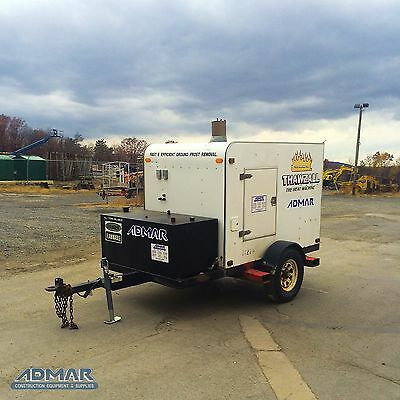 2003 THAWZALL 5A Heater ground heater diesel