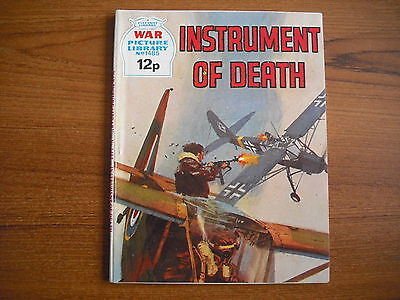 WAR PICTURE LIBRARY  - No. 1485 - INSTRUMENT OF DEATH - 1978