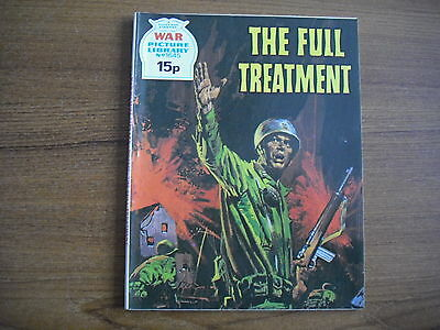 WAR PICTURE LIBRARY  - No. 1645 - THE FULL TREATMENT - 1979