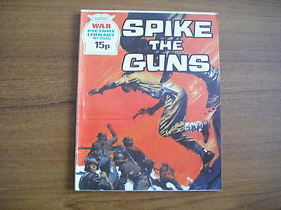 WAR PICTURE LIBRARY  - No. 1666 - SPIKE THE GUNS - 1979