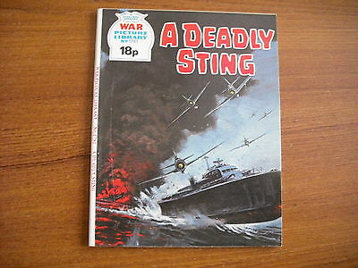 WAR PICTURE LIBRARY  - No. 1781 - A DEADLY STING - 1980