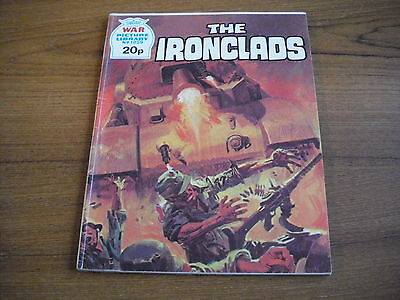 WAR PICTURE LIBRARY  - No. 1859 - THE IRONCLADS - 1981