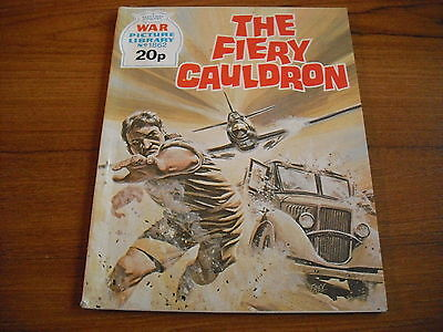 WAR PICTURE LIBRARY  - No. 1862 - THE FIERY CAULDRON - 1981