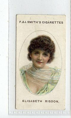 (Jc4421-100)  SMITH,CINEMA STARS,ELISABETH RISDON,1920,#17