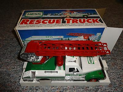 Hess Rescue Truck 1994 *** Used ***
