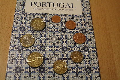 KMS Portugal 2009 FDC