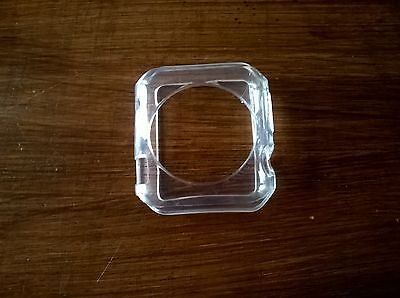 Clear Gel Protective Case For Apple Smart Watch (Brand New)