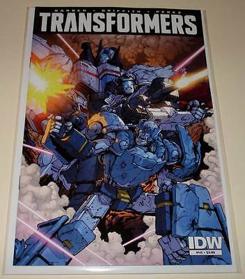 TRANSFORMERS # 45  IDW Comic  September 2015  NM