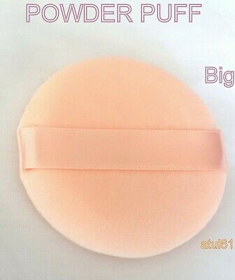 Large, Small  Face Body Powder Puff Cosmetic Makeup Soft Sponge Tool Foundation