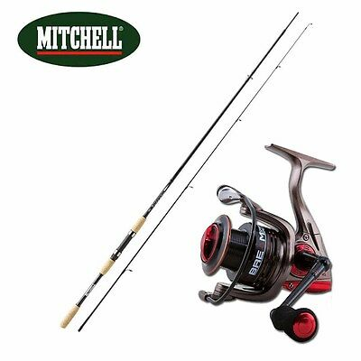 KP1742 Canna Spinning Trouta Bass  Mitchell Tanager 2.70mt Mulinello40 FD   PP
