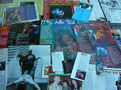 Primus - Magazine Cuttings Collection (Ref R8)