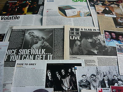 Pavement - Magazine Cuttings Collection (Ref Z18)