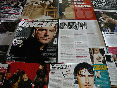 Paul Weller - Magazine Cuttings Collection (Ref 3B)