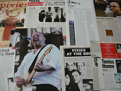 Pixies - Magazine Cuttings Collection (Ref T4)