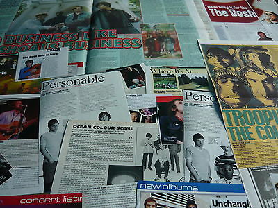 Ocean Colour Scene - Magazine Cuttings Collection (Ref R7)