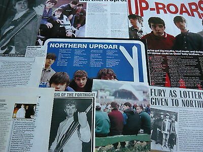 Northern Uproar - Magazine Cuttings Collection (Ref Z18)