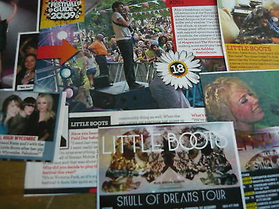 Little Boots - Magazine Cuttings Collection (Ref S6)